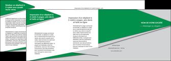 personnaliser modele de depliant 4 volets  8 pages  texture contexture fond MLGI52553
