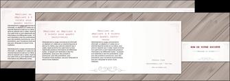exemple depliant 4 volets  8 pages  texture contexture structure MIF52557