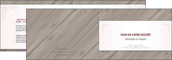 faire modele a imprimer depliant 2 volets  4 pages  texture contexture structure MIF52575