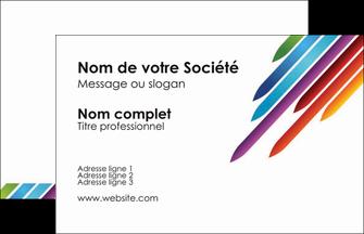 Impression Carte Visite Pelliculage Mat Papier Prix Discount Et Format De