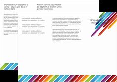 cree depliant 3 volets  6 pages  texture contexture fond MLGI52801