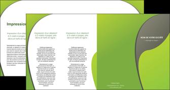 faire modele a imprimer depliant 4 volets  8 pages  texture contexture structure MLGI52921