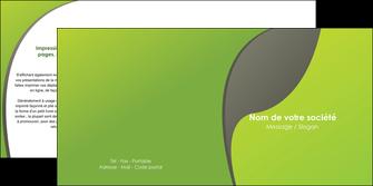 creation graphique en ligne depliant 2 volets  4 pages  texture contexture structure MLGI52935