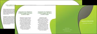 modele depliant 4 volets  8 pages  texture contexture structure MLGI52969