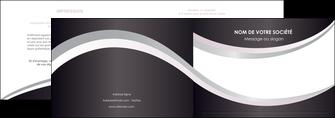 creation graphique en ligne depliant 2 volets  4 pages  texture contexture design MIF53323