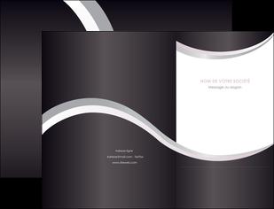 personnaliser maquette pochette a rabat texture contexture design MIF53327