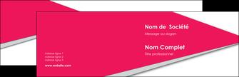 Commander carte de visite plastique transparent  Carte commerciale de fidélité modèle graphique pour devis d'imprimeur Carte de visite Double - Paysage