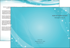 cree depliant 3 volets  6 pages  texture contexture structure MLIG53585