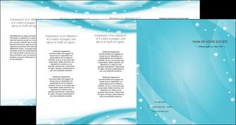 personnaliser maquette depliant 4 volets  8 pages  texture contexture structure MLIG53605