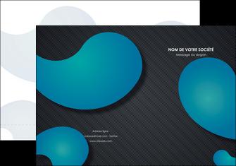 personnaliser maquette pochette a rabat texture contexture structure MIF53677