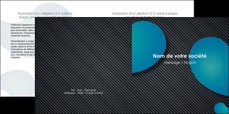 personnaliser modele de depliant 2 volets  4 pages  texture contexture structure MIF53693