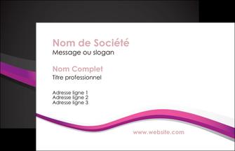 Commander tarif impression cartes postales  papier publicitaire et imprimerie Carte de Visite - Paysage