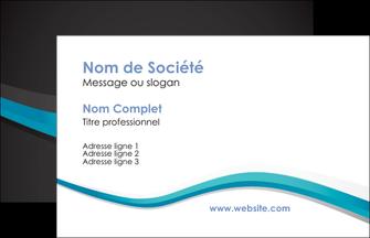 Impression impression carte de correspondance en ligne  papier à prix discount et format Carte de Visite - Paysage