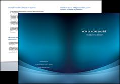 imprimer depliant 2 volets  4 pages  texture contexture structure MLGI54403