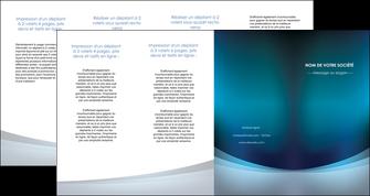 personnaliser modele de depliant 4 volets  8 pages  texture contexture structure MLGI54409