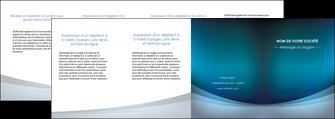 exemple depliant 4 volets  8 pages  texture contexture structure MLGI54411