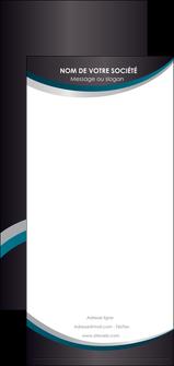 Impression faire soi meme son flyer  devis d'imprimeur publicitaire professionnel Flyer DL - Portrait (21 x 10 cm)
