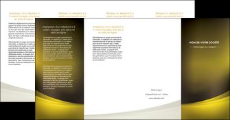 creer modele en ligne depliant 4 volets  8 pages  texture contexture structure MLGI54575