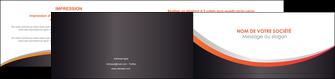 creation graphique en ligne depliant 2 volets  4 pages  texture contexture structure MLIG54589