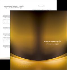 imprimerie depliant 2 volets  4 pages  texture contexture structure MIF54815
