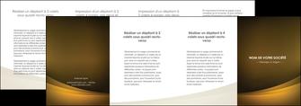 creation graphique en ligne depliant 4 volets  8 pages  texture contexture structure MIF54847