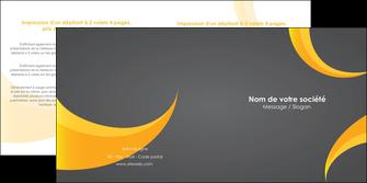 maquette en ligne a personnaliser depliant 2 volets  4 pages  texture contexture structure MIF54865