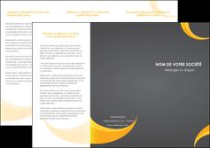 imprimer depliant 3 volets  6 pages  texture contexture structure MIF54869