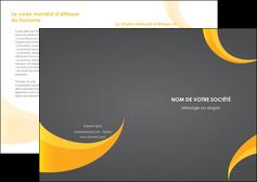 cree depliant 2 volets  4 pages  texture contexture structure MIF54889
