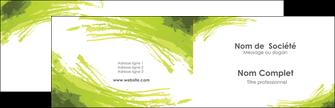 personnaliser maquette carte de visite texture contexture structure MLGI55043
