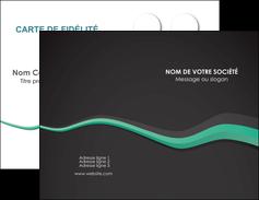 Impression Carte De Visite Soft Touch Et Vernis Selectif Commerciale Fidlit