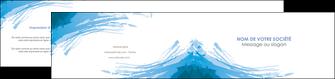 maquette en ligne a personnaliser depliant 2 volets  4 pages  texture structure contexture MLGI55233