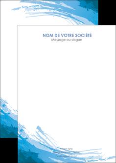 Impression flyer publicitaire  papier à prix discount et format Flyer A6 - Portrait (10,5x14,8 cm)
