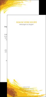Impression Feuille volante / Prospectus  devis d'imprimeur publicitaire professionnel Flyer DL - Portrait (21 x 10 cm)