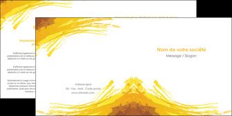 creation graphique en ligne depliant 2 volets  4 pages  texture structure contexture MIF55291