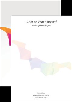 creation graphique en ligne flyers texture contexture structure MIF55441