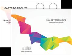 realiser carte de visite texture contexture structure MIF55447