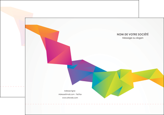 creer modele en ligne pochette a rabat texture contexture structure MIF55453