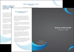 Impression Plaquette entreprise  devis d'imprimeur publicitaire professionnel Dépliant 6 pages Pli roulé DL - Portrait (10x21cm lorsque fermé)