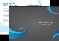 faire modele a imprimer depliant 2 volets  4 pages  texture contexture structure MIF55531