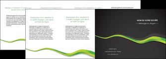 personnaliser maquette depliant 4 volets  8 pages  texture contexture structure MIF56141