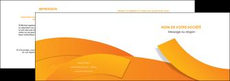 creer modele en ligne depliant 2 volets  4 pages  texture contexture structure MLGI56169