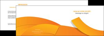 modele en ligne depliant 2 volets  4 pages  texture contexture structure MLGI56171