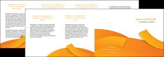 modele depliant 4 volets  8 pages  texture contexture structure MLGI56203