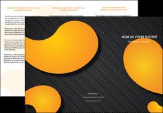 impression depliant 3 volets  6 pages  texture contexture structure MIF56449