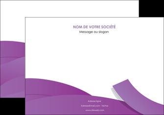 exemple affiche violet fond violet violet pastel MLGI56929