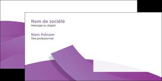 imprimer enveloppe violet fond violet violet pastel MIF56947