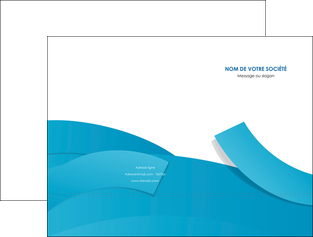 creer modele en ligne pochette a rabat bleu bleu pastel fond bleu pastel MLIG57191