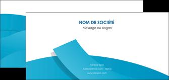 modele flyers bleu bleu pastel fond bleu pastel MIF57213