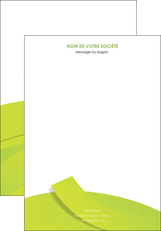 imprimer affiche espaces verts vert vert pastel colore MLGI57235