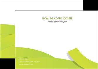 cree flyers espaces verts vert vert pastel colore MIF57257